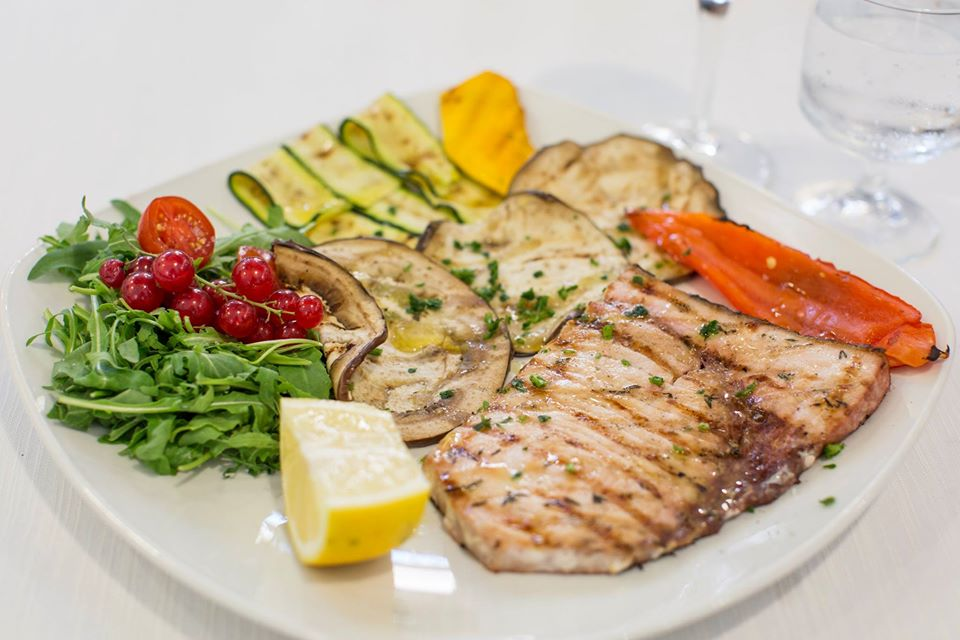 Cucina napoletana - Pesce spada ai ferri