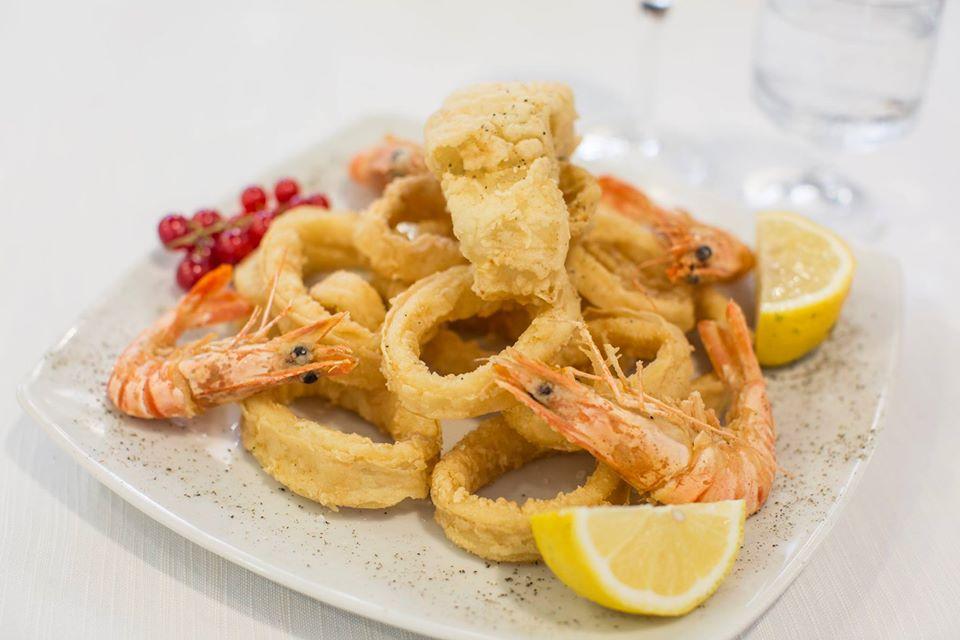 Cucina napoletana - Fritto misto di mare
