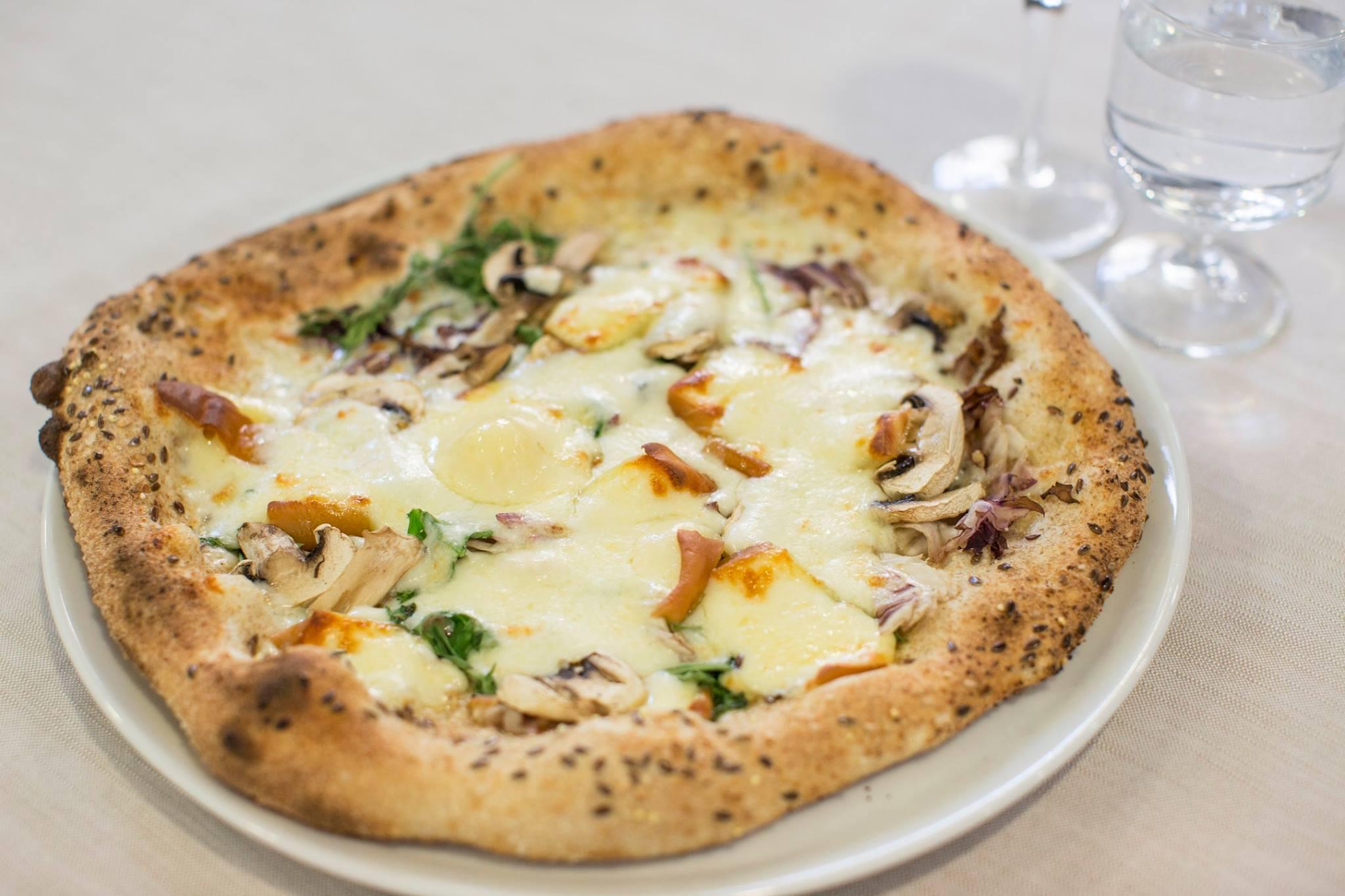 Pizza We Uaglio'